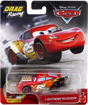 CARS 3 (Auta 3) - Lightning McQueen (Blesk) - XRS Drag Racing
