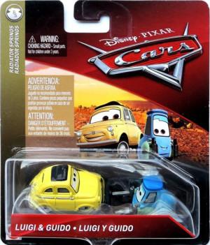 CARS 3 (Auta 3) - Luigi + Guido
