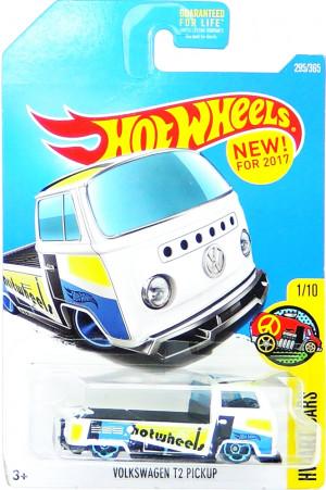 HOT WHEELS - Volkswagen T2 Pickup - poškozený obal