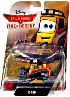 PLANES 2: Fire & Rescue - Drip (Letadla 2: Hasiči a záchranáři)