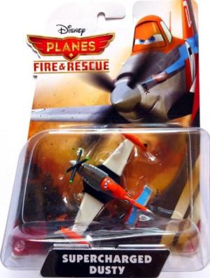 PLANES (Letadla) - Supercharged Dusty Crophopper (Prášek)