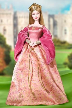 BARBIE Princess of England - r. 2003