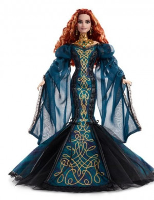 BARBIE The Global Glamour Sorcha - Gold Label
