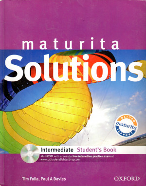 Maturita Solutions: Intermediate Student's Book