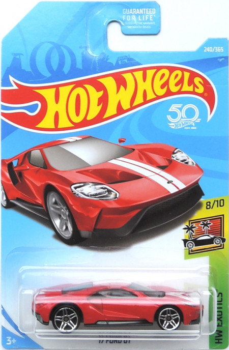 HOT WHEELS - '17 Ford GT