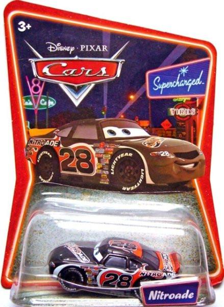 CARS (Auta) - Nitroade SUPERCHARGED