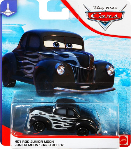 CARS 3 (Auta 3) - Hot Rod Junior Moon