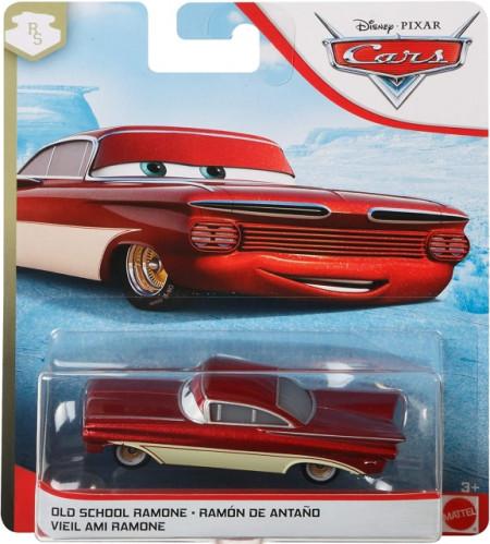 CARS (Auta) - Old School Ramone
