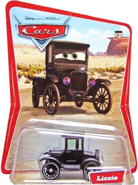 CARS (Auta) - Lizzie - SBĚRATELSKÁ - 1. SÉRIE