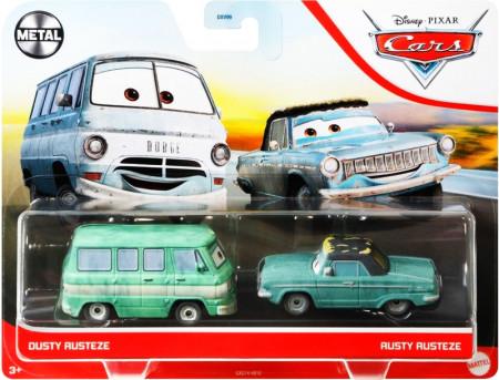 CARS 3 (Auta 3) - Dusty + Rusty Rust-Eze
