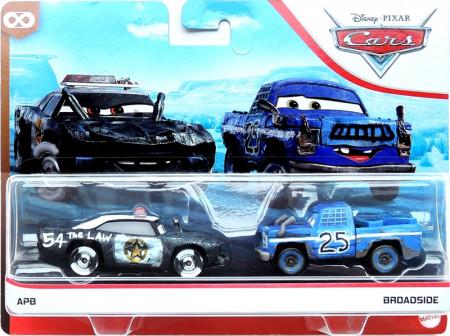 CARS 3 (Auta 3) - APB + Broadside