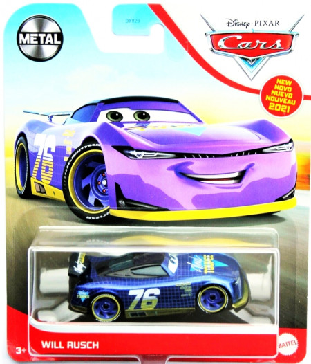 CARS 3 (Auta 3) - Will Rusch Nr. 76