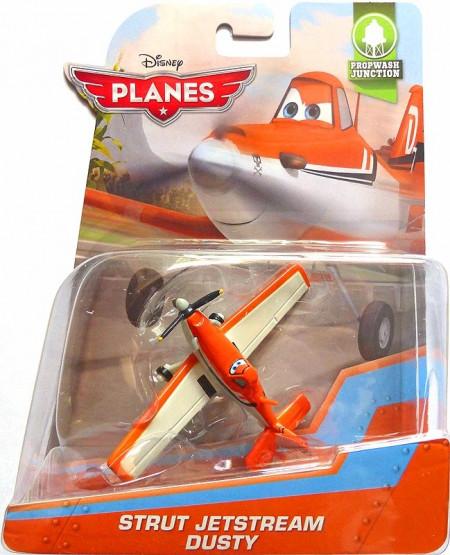 PLANES (Letadla) - Strut Jetstream Dusty (Prášek) - přelepený obal