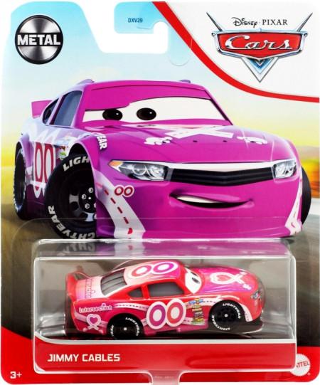 CARS 3 (Auta 3) - Jimmy Cables Nr. 00