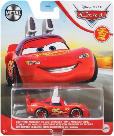 CARS 3 (Auta 3) - Easter Lightning McQueen (Velikonoční Blesk)