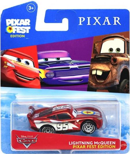 CARS (Auta) - Lightning McQueen (Blesk) - PIXAR FEST