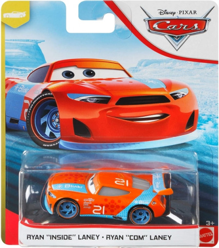 CARS 3 (Auta 3) - Ryan Inside Laney Nr. 21