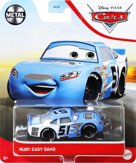 CARS 3 (Auta 3) - Ruby Easy Oaks Nr. 51