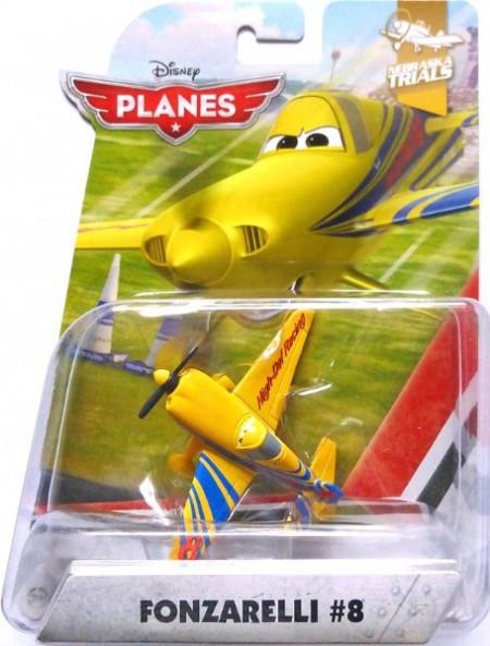 PLANES (Letadla) - Fonzarelli - přelepený obal