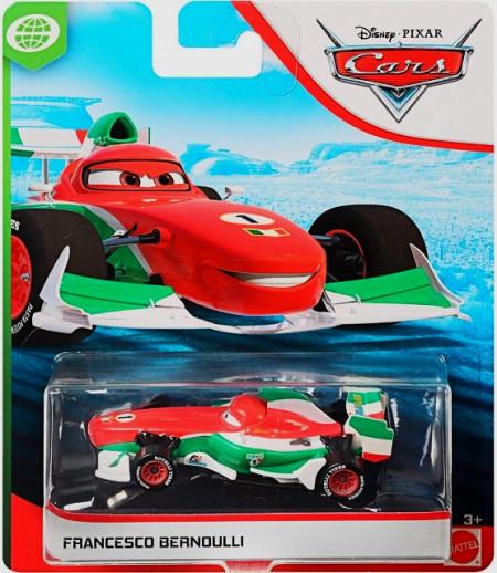 CARS (Auta) - Francesco Bernoulli