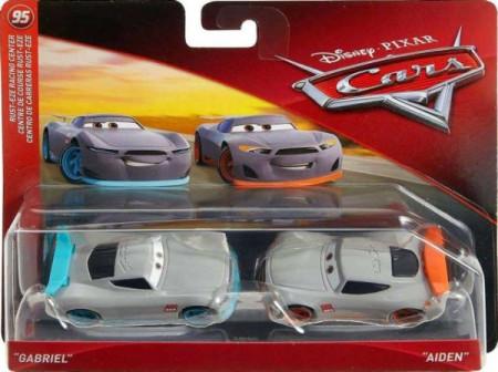 CARS 3 (Auta 3) - Gabriel + Aiden