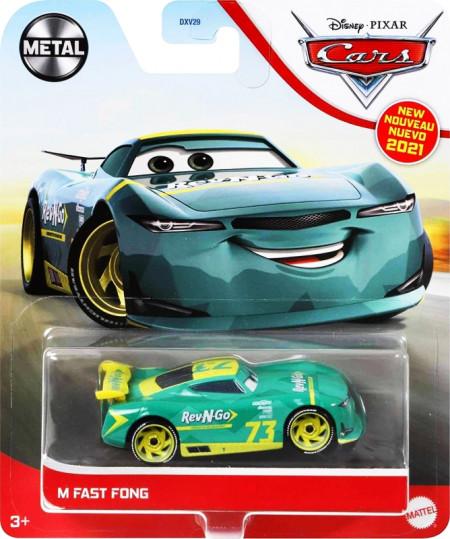 CARS 3 (Auta 3) - M Fast Fong Nr. 73