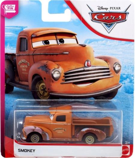 CARS 3 (Auta 3) - Smokey (Čmoudík) - Long Variant
