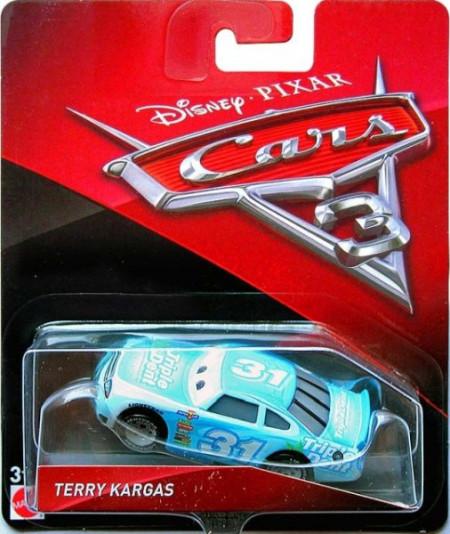 CARS 3 (Auta 3) - Terry Kargas Nr. 31