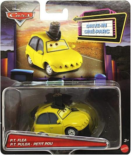 CARS (Auta) - P.T. Flea