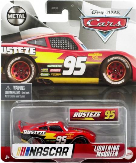 CARS 3 (Auta 3) - Lighting McQueen Nr. 5 (Blesk McQueen) - NASCAR