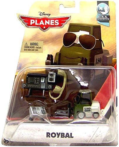 PLANES (Letadla) - Roybal - výrazně poškozený obal