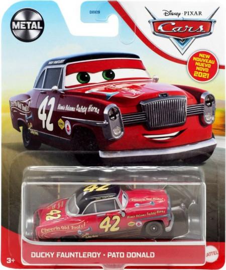CARS 3 (Auta 3) - Ducky Fauntleroy