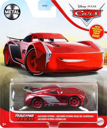CARS 3 (Auta 3) - Jackson Storm Red Racing
