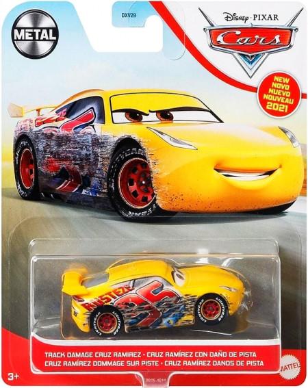 CARS 3 (Auta 3) - Track Damage Cruz Ramirez (Cruz Ramirézová)