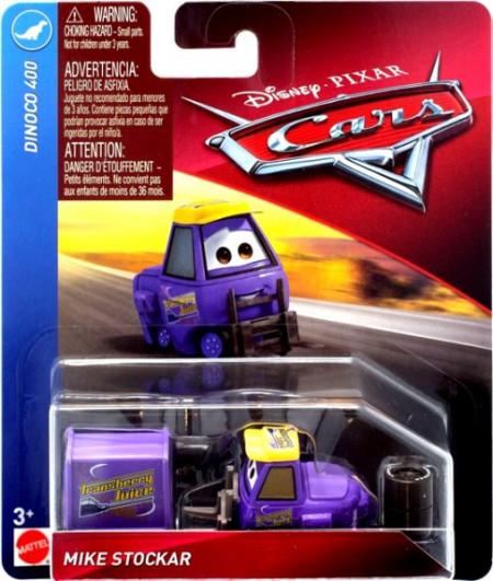 CARS 3 (Auta 3) - Mike Stockar