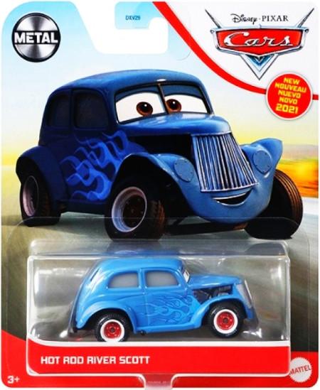 CARS 3 (Auta 3) - Hot Rod River Scott