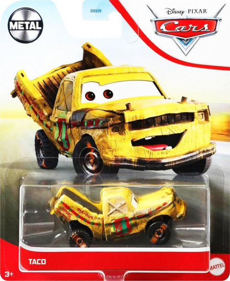 CARS 3 (Auta 3) - Taco