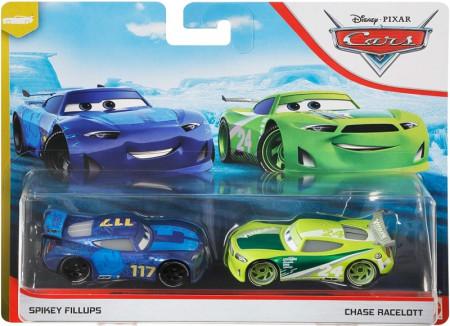 CARS 3 (Auta 3) - Spikey Fillups + Chase Racelott
