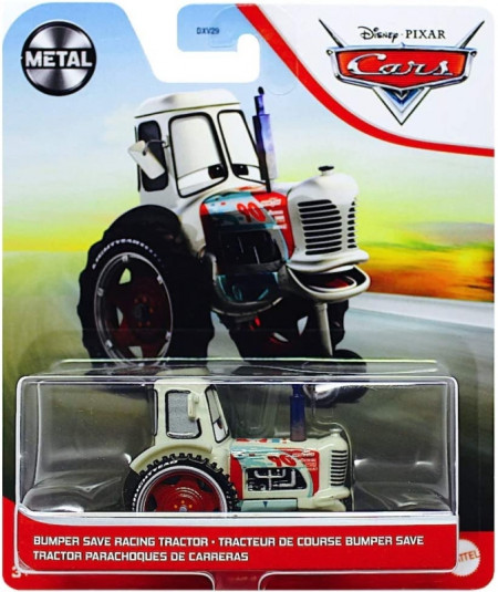 CARS 3 (Auta 3) - Bumper Save Racing Tractor