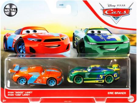 CARS 3 (Auta 3) - Ryan Inside Laney + Eric Braker