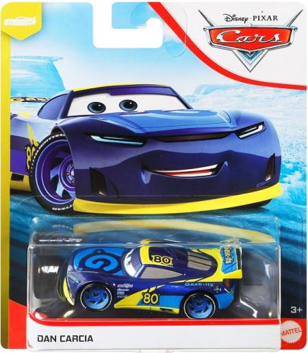 CARS 3 (Auta 3) - Dan Carcia Nr. 80 - poškozený obal