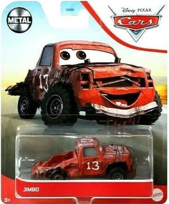 CARS 3 (Auta 3) - Jimbo