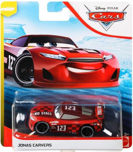 CARS 3 (Auta 3) - Jonas Carvers Nr. 123