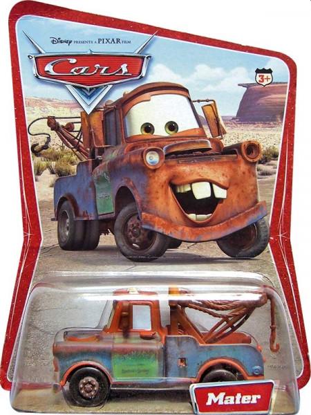 CARS (Auta) - Mater (Burák) - SBĚRATELSKÝ - 1. SÉRIE