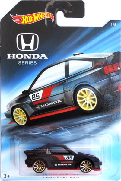 HOT WHEELS - 1985 Honda CR-X