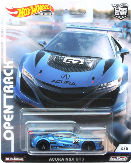 HOT WHEELS - Acura NSX GT3