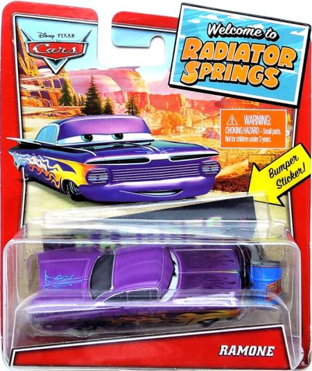 CARS (Auta) - Ramone - Radiator Springs