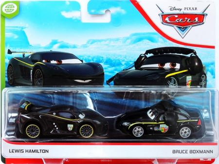 CARS 3 (Auta 3) - Lewis Hamilton + Bruce Boxmann