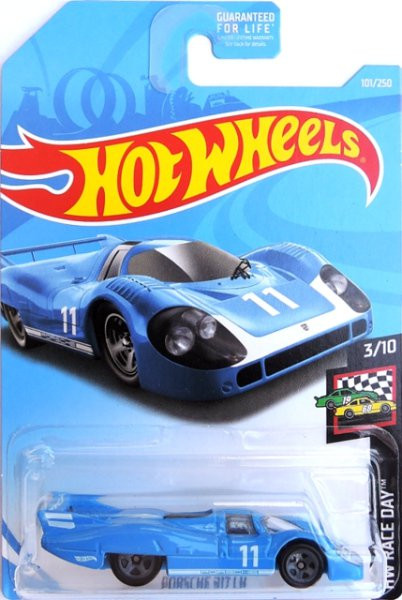 HOT WHEELS - Porsche 917 LH