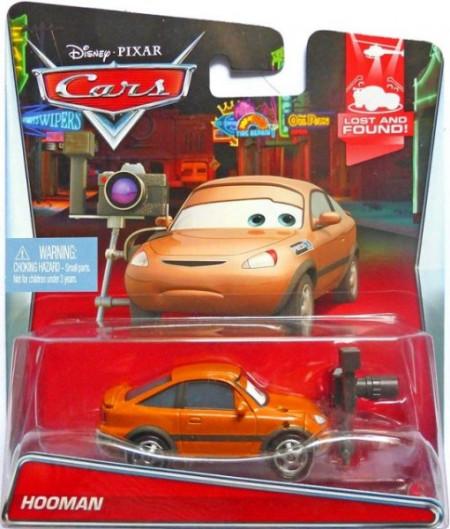 CARS (Auta) - Hooman